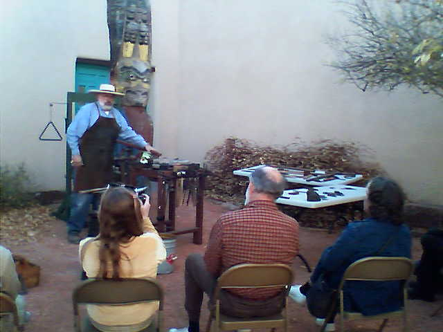 Blacksmith Presentation