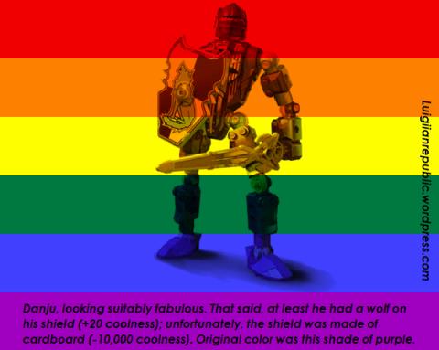 Danju Was Gay.