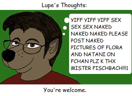 Lupe's Thoughts